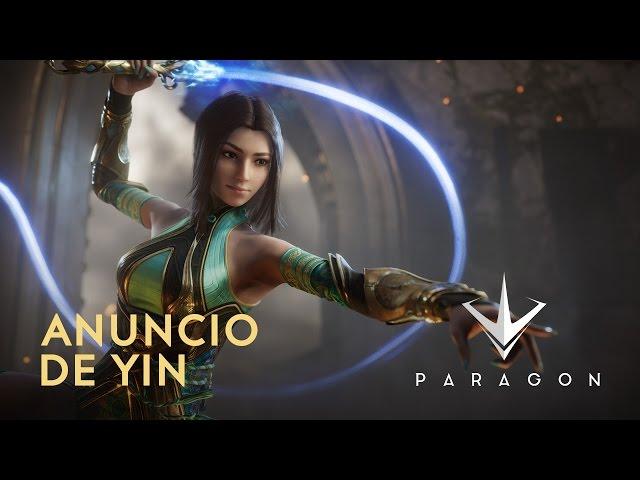 Paragon - Anuncio de Yin (Disponible el 14 de marzo)