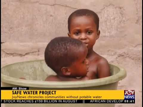 Safe Water Project - AM Show on JoyNews (24-9-18)