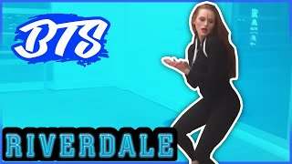 BTS: Riverdale PT4- Dance Rehearsal | Paul Becker Choreography