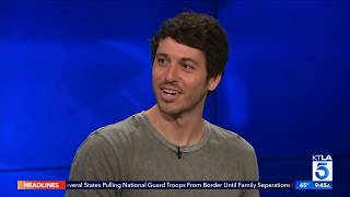 """Morgan Evans On The Meaning Behind """"Kiss Somebody"""""""