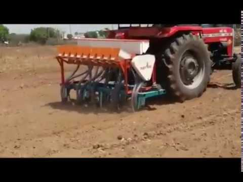 4 Row Maize Planter