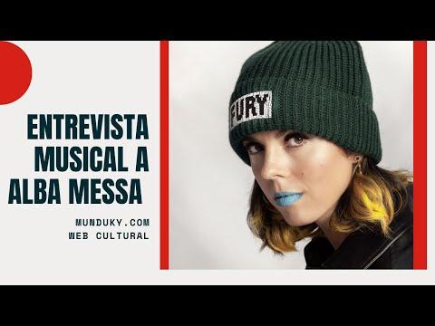 Entrevista musical a Alba Messa
