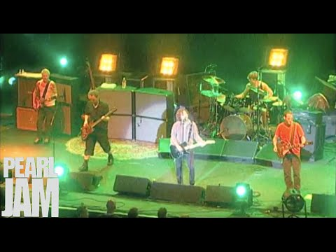 Grievance  - Touring Band 2000 - Pearl Jam