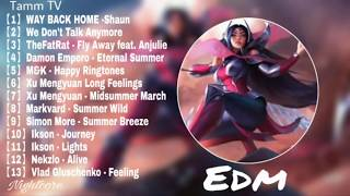 Way Back Home - sáo trúc ( remix) Tổng hợp EDM - Nightcore ( Tamm TV )