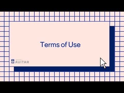 Что такое Terms of Use (или Условия Использования)?