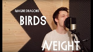 """Imagine Dragons   """"Birds Ft. Elisa   Rock Cover  By Neo"""
