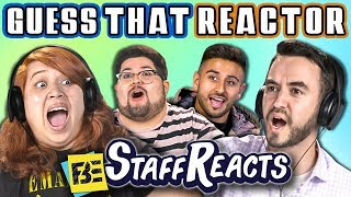 GUESS THAT REACTOR'S VOICE CHALLENGE #3 (ft. FBE STAFF) - dooclip.me
