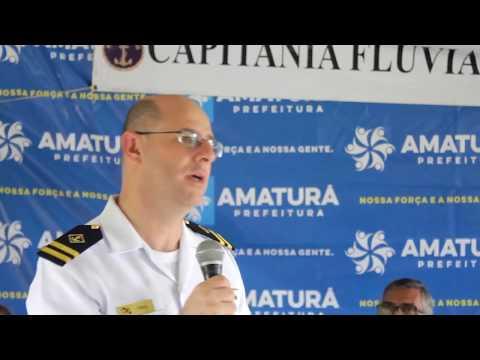 Marinha habilita indígenas para navegação em Amaturá