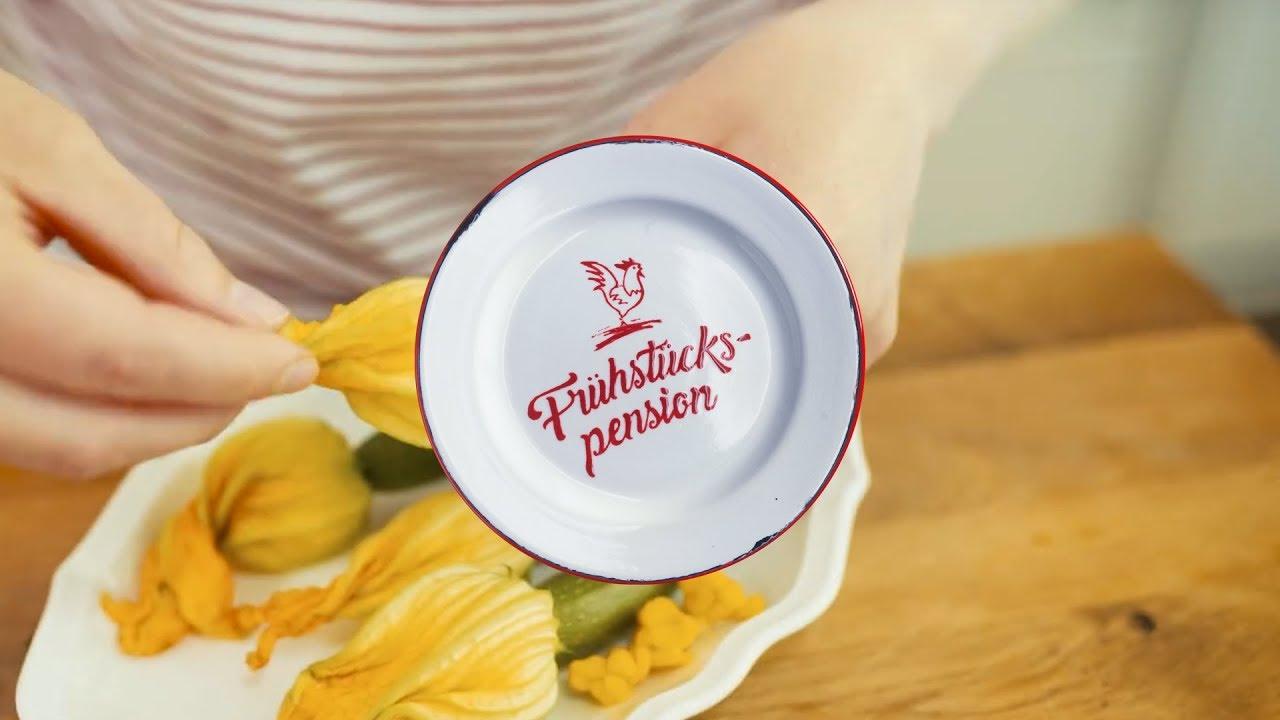 Folge 12 - Zucchiniblüte