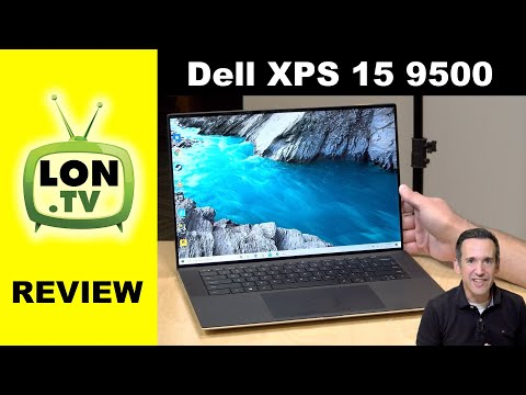 External Review Video kvfMH8oluRA for Dell XPS 15 9500 Laptop (15.6-inch)