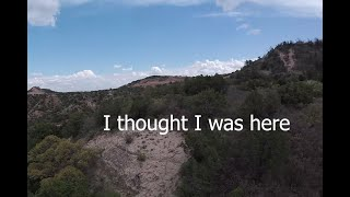 FPV Freestyle at a Canyon ???? GOT LOST WHILE FLYING!