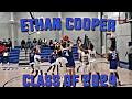Ethan Cooper - 9th grade basketball highlights   SG/PG