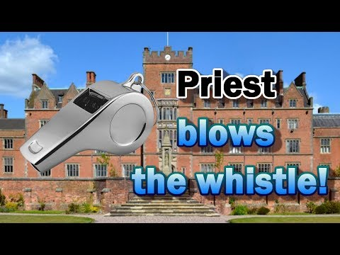 BREAKING NEWS: PRIEST BLOWS THE WHISTLE!!