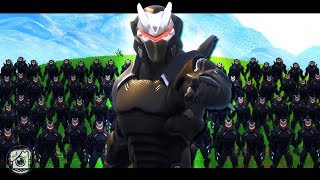 OMEGA'S ARMY GOES TO WAR - A Fortnite Short Film