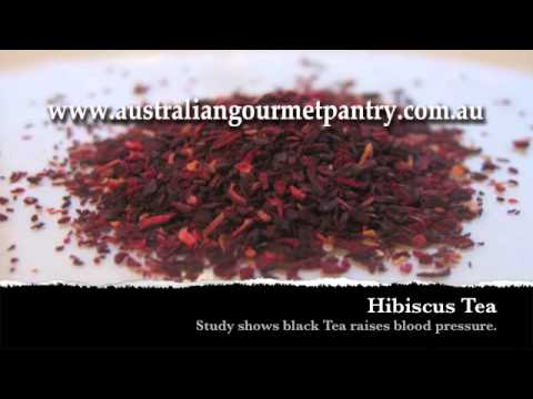 Video Health benefits of Hibiscus Tea