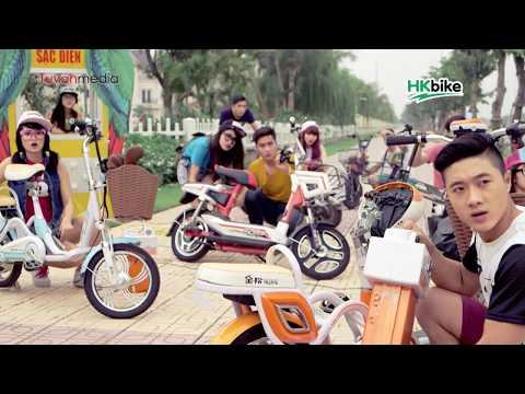 TVC quảng cáo xe đạp điện HK Bike