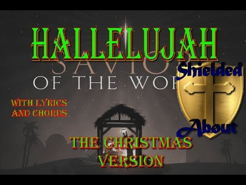 Hallelujah Christmas Version Cloverton Cover Song With Lyrics