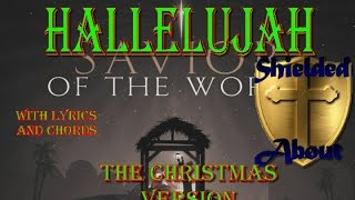 hallelujah christmas version cloverton cover song with lyrics and chords