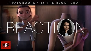 * PATCHWORK Movie * Reaction & Comments Review - Cgi 3D Animated Short Horror Thriller Movie Review