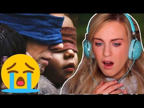 Irish Girl watches BIRD BOX For the First Time (Reaction)