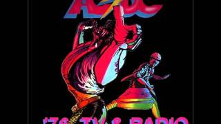 AC/DC - Can I Sit Next To You, Girl (BBC Studios 1976)