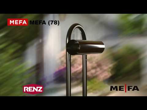 MEFA Zeitungsrolle (78) / Renz Zeitungsrolle