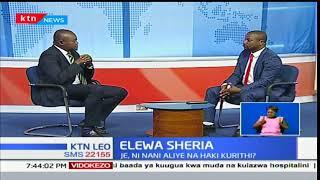 Sheria yasema nini kuhusiana na swala la urithi katika jamii: Elewa Sheria