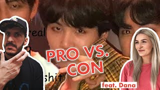 Producer REAGIERT Auf BTS Being Extra Af In America
