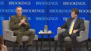 JCS Chairman Dunford: US commitment to NATO