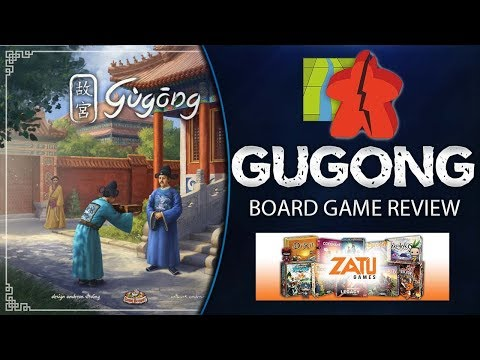 The Broken Meeple - Gugong Review
