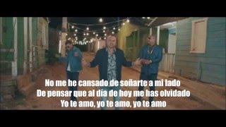 Juan Magan Ft. Gente De Zona - He Llorado (Como Un Nino) Con Letra Reggaeton 2015