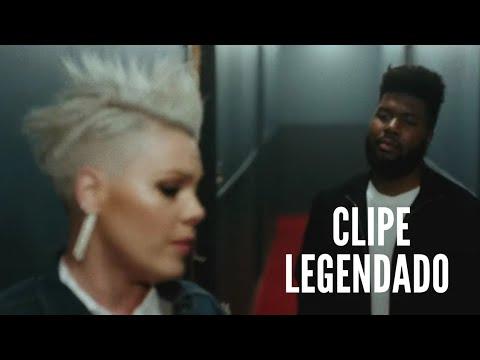 P!nk feat. Khalid - Hurts 2B Human (Clipe Legendado)