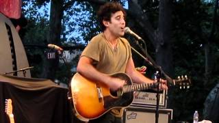 """You Got What I Need"" (Joshua Radin in Central Park 8/31/2011)"