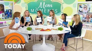 Kelly Clarkson, Ellie Kemper And TODAY Moms Play 'Never Have I Ever' | TODAY | Kholo.pk