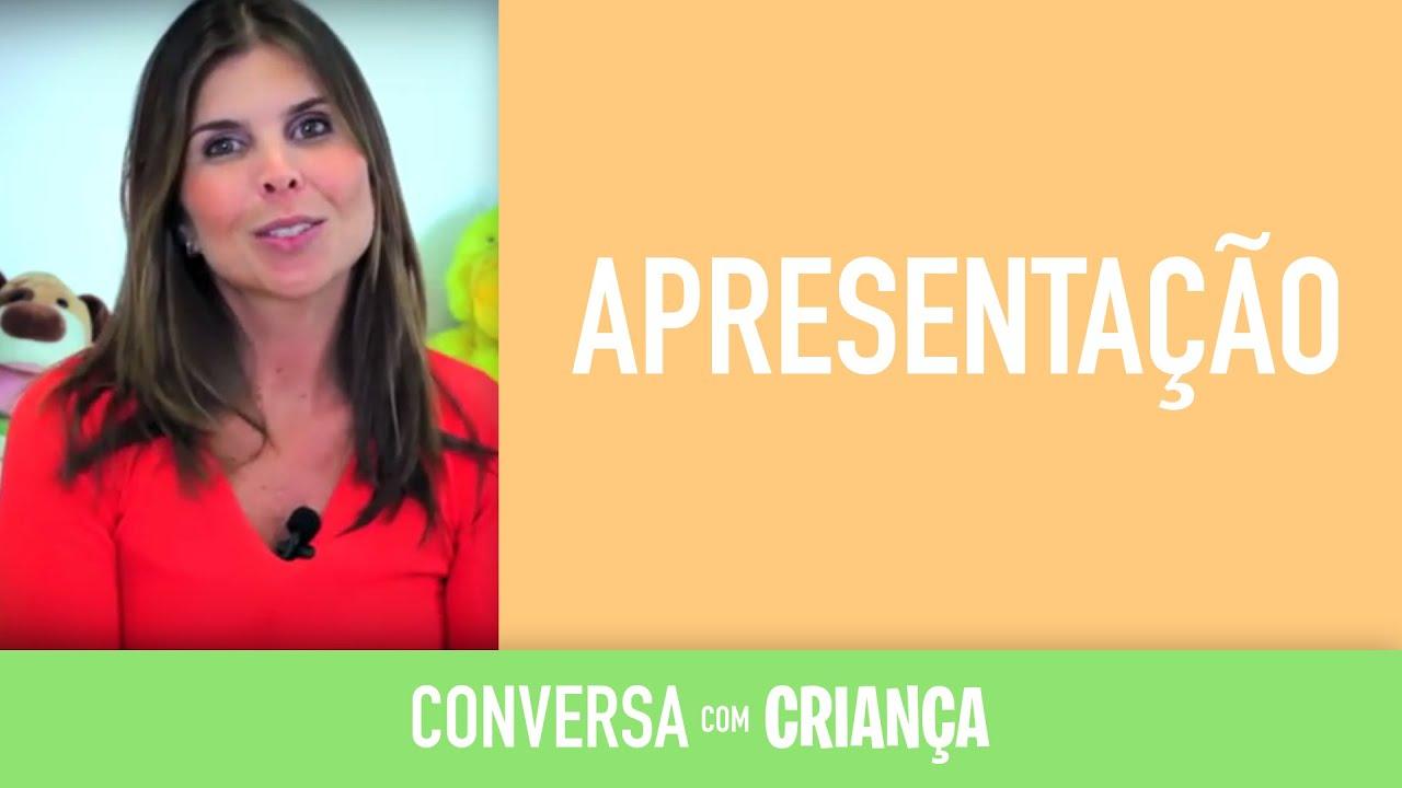 Apresentação| Conversa com Criança | Psicóloga Infantil Daniella Freixo de Faria