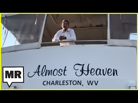 Joe Manchin Emerges From His Yacht Saying He Wants To Tax The Rich