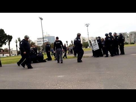 Супер-полицейских готовят в Израиле видео