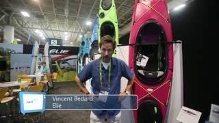 Elie Kayaks Women's Strait 120 | Review | Adventure Kayak | Rapid Media