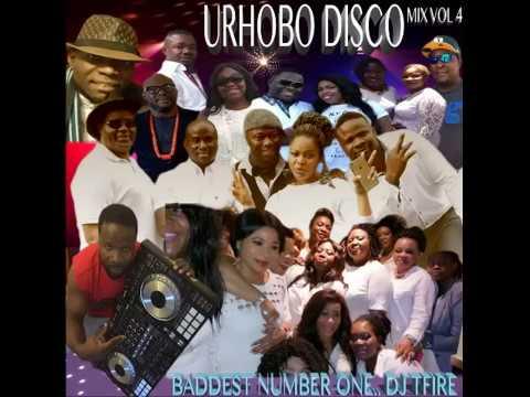 URHOBO DISCO MIX VOL 4