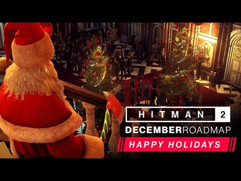Mise à jour de Noël 2019  de Hitman 2