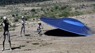 OVNI, Humanoides y Su Teletransportación Captado en Video!!!
