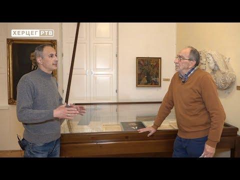 NAŠ GOST: Ratna priča iz hercegovačkog Muzeja (VIDEO)