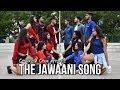 The Jawaani Song – Student Of The Year 2 | Tiger Shroff |Dance Cover| CRIMINALZ CREW | NIT Jalandhar