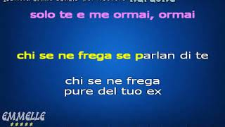 Solo Te E Me Karaoke GionnyScandal [EMMELLE KARAOKE]