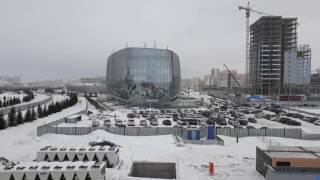 Офис Астана Экспо 2017 г.