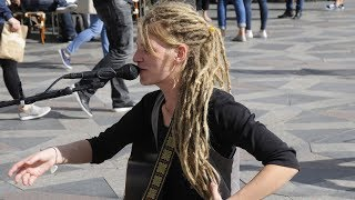 Top 10 AMAZING Street Performers Singing Hit Songs
