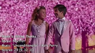Sky Brown - All Dancing With The Stars: Juniors Performances