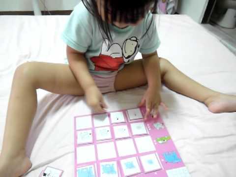 妮妮玩大中小對應遊戲-Nikitin Material N10 Matrici