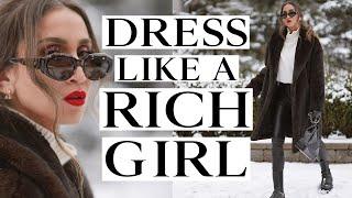 21 Broke Girl Secrets to Look Like A Rich Girl