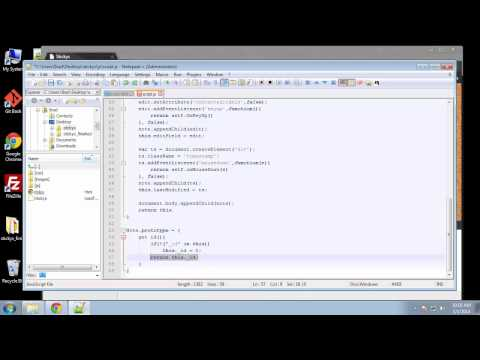 Projects in HTML5 – Chapter 27 – Create Note Object Part 2